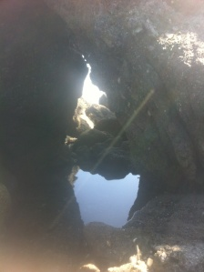 Caves I found exploring. Breath taking views.