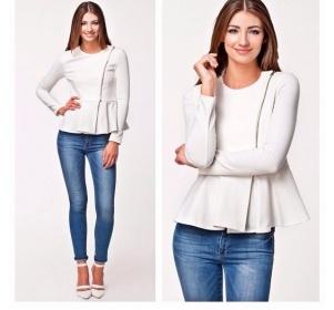 Crystal white cotton