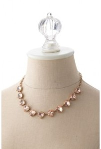 Necklace from stelladot gold