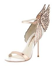 Angel Winged Shoe
