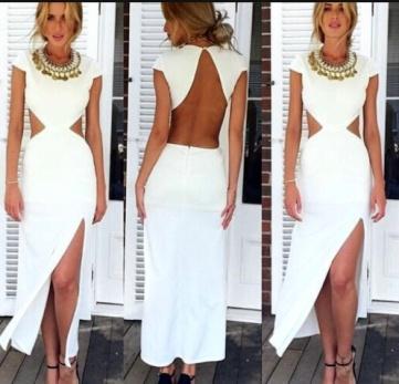 Cleopatra's Angel Dress