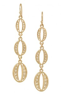 Buy from http://www.stelladot.com/shop/en_us/p/jewelry/earrings/earrings-all/kimberly-earrings-silver-gold?color=gold