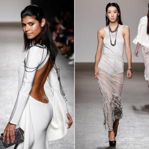 NYC Fashion Week Valentina Collection