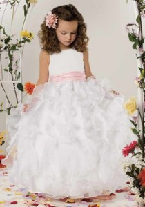 flowergirl dress 2133